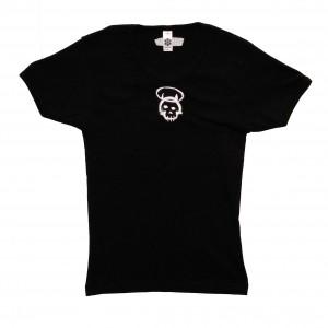 Whip Skull Womens TShirt