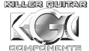 Killer Guitar Components