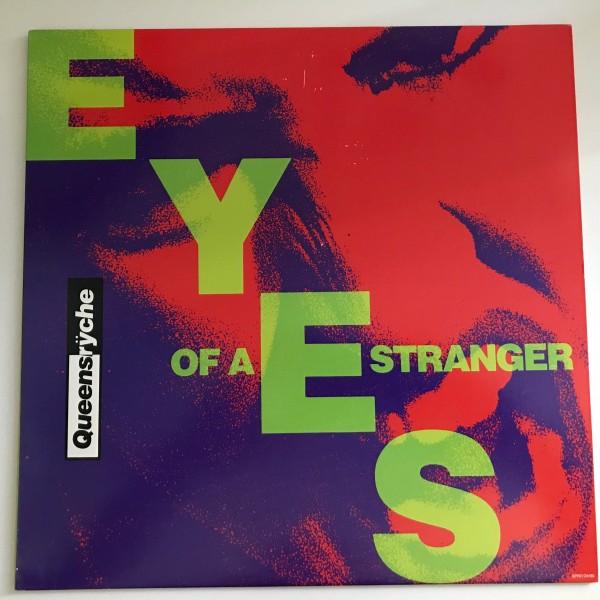 Eyes of a Stranger Front