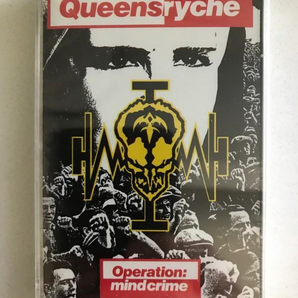 OMC Cassette Front